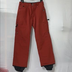 GUC Burton Rust color medium Snowboard pants